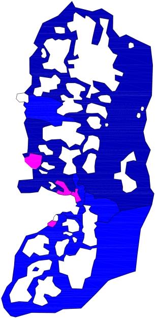 C:DATAREDIDWGIsrael KnessetDistricts of Model (1)